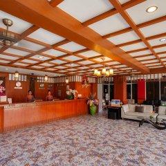 Отель Baumancasa Beach Resort интерьер отеля