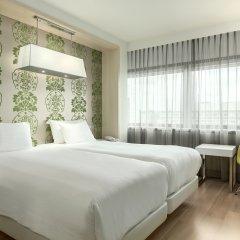 Отель NH Amsterdam Zuid комната для гостей фото 5