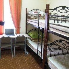 Хостел Комфорт Парк комната для гостей фото 3