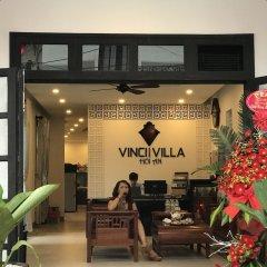 Отель The Vinci Villa Хойан интерьер отеля