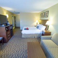 Отель Holiday Inn Bloomington Airport South Mall Area Блумингтон фото 16