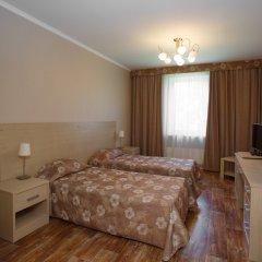 Гостиница Вояж Парк (гостиница Велотрек) 2* Стандартный номер с 2 отдельными кроватями фото 10