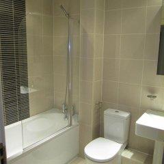 Апартаменты MAX Serviced Apartments Glasgow, Olympic House ванная
