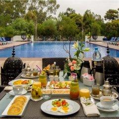 Отель Andalucia Golf Tanger Марокко, Медина Танжера - отзывы, цены и фото номеров - забронировать отель Andalucia Golf Tanger онлайн питание