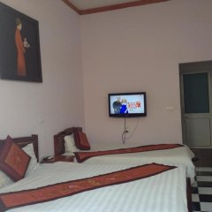 Отель Hanoi Blue Star Hostel Вьетнам, Ханой - отзывы, цены и фото номеров - забронировать отель Hanoi Blue Star Hostel онлайн комната для гостей фото 2