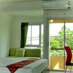 Отель The Nararam 3 Suite Бангкок в номере
