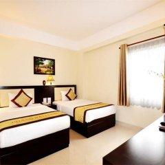 Отель Alagon Western Hotel Вьетнам, Хошимин - отзывы, цены и фото номеров - забронировать отель Alagon Western Hotel онлайн комната для гостей фото 3
