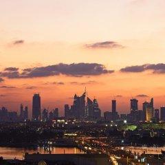 Отель Pullman Dubai Creek City Centre Residences балкон