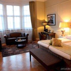 Отель Elite Savoy Мальме комната для гостей