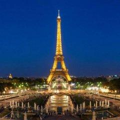 Отель Hôtel Derby Eiffel Франция, Париж - 1 отзыв об отеле, цены и фото номеров - забронировать отель Hôtel Derby Eiffel онлайн спортивное сооружение