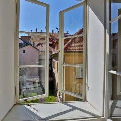 Отель Appia Hotel Residences Чехия, Прага - 1 отзыв об отеле, цены и фото номеров - забронировать отель Appia Hotel Residences онлайн балкон