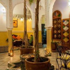 Отель Riad Bab Agnaou Марокко, Марракеш - отзывы, цены и фото номеров - забронировать отель Riad Bab Agnaou онлайн интерьер отеля фото 3