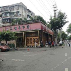 Отель 7 Days Inn Yulin