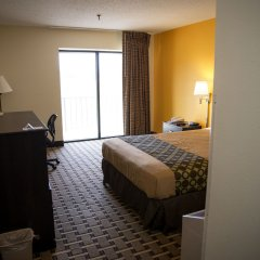 Отель Ahoskie Inn комната для гостей фото 5