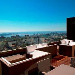 Отель Porto Palacio Congress Hotel & Spa Португалия, Порту - отзывы, цены и фото номеров - забронировать отель Porto Palacio Congress Hotel & Spa онлайн балкон