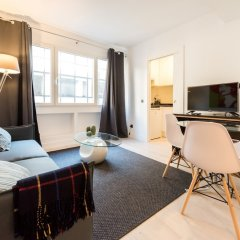 Отель Salamanca City Center Испания, Мадрид - отзывы, цены и фото номеров - забронировать отель Salamanca City Center онлайн комната для гостей фото 5