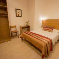 Отель Ciudad Condal Paseo de Gracia Испания, Барселона - отзывы, цены и фото номеров - забронировать отель Ciudad Condal Paseo de Gracia онлайн комната для гостей фото 5