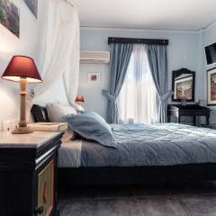 Отель Yianna Греция, Агистри - отзывы, цены и фото номеров - забронировать отель Yianna онлайн комната для гостей фото 5