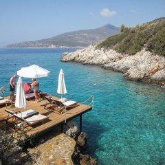 Soothe Hotel Турция, Калкан - отзывы, цены и фото номеров - забронировать отель Soothe Hotel онлайн пляж