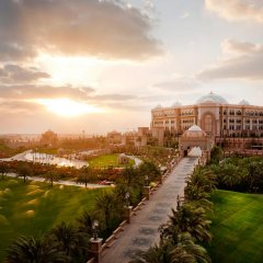 Emirates Palace Hotel Абу-Даби фото 3