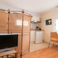 Апартаменты Montaber Apartments - Plaza España Барселона удобства в номере