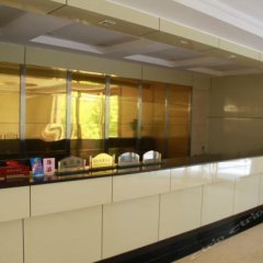 JingGangShanHongGe Hotel интерьер отеля фото 3