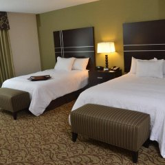 Отель Hampton Inn & Suites Sharon, PA комната для гостей фото 5