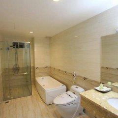 Отель Thanh Uyen Hotel Вьетнам, Хюэ - отзывы, цены и фото номеров - забронировать отель Thanh Uyen Hotel онлайн ванная фото 2