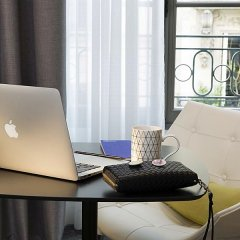 Отель DRAWING Париж удобства в номере фото 2