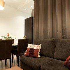 Отель Alcam Lerida Барселона комната для гостей фото 3