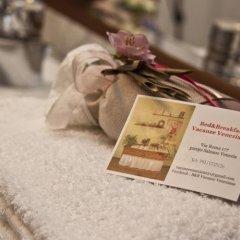 Отель B&B Vacanze Veneziane Италия, Сальцано - отзывы, цены и фото номеров - забронировать отель B&B Vacanze Veneziane онлайн ванная фото 2