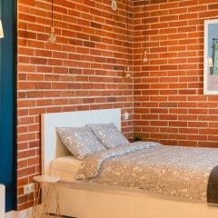 Отель Loft B Польша, Гданьск - отзывы, цены и фото номеров - забронировать отель Loft B онлайн комната для гостей фото 2