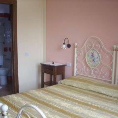 Отель Agriturismo I Moresani Казаль-Велино комната для гостей фото 4
