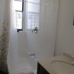 Отель Uptown Broadway Deluxe ванная