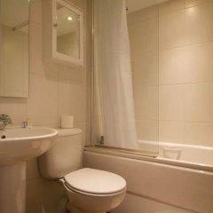Апартаменты Gower Street Apartments Лондон ванная фото 2