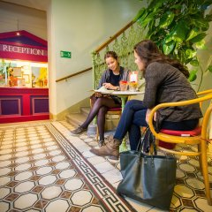Отель Actilingua Apartment Hotel Австрия, Вена - отзывы, цены и фото номеров - забронировать отель Actilingua Apartment Hotel онлайн детские мероприятия