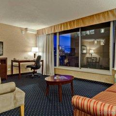 Отель Best Western Plus Suites Downtown Канада, Калгари - отзывы, цены и фото номеров - забронировать отель Best Western Plus Suites Downtown онлайн комната для гостей фото 5
