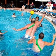 Dosi Hotel Турция, Сиде - отзывы, цены и фото номеров - забронировать отель Dosi Hotel - All Inclusive онлайн фитнесс-зал