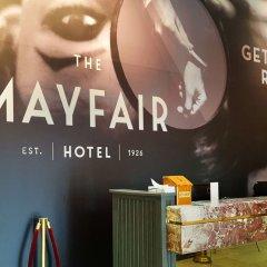 Отель The Mayfair Hotel Los Angeles США, Лос-Анджелес - 9 отзывов об отеле, цены и фото номеров - забронировать отель The Mayfair Hotel Los Angeles онлайн питание
