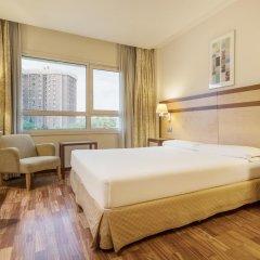 Отель Ilunion Pio XII Испания, Мадрид - 1 отзыв об отеле, цены и фото номеров - забронировать отель Ilunion Pio XII онлайн комната для гостей фото 2