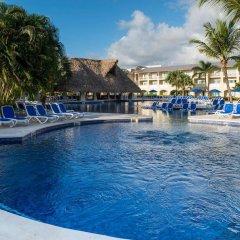 Отель Grand Memories Punta Cana - All Inclusive Доминикана, Пунта Кана - отзывы, цены и фото номеров - забронировать отель Grand Memories Punta Cana - All Inclusive онлайн бассейн