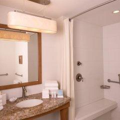 Отель Hampton Inn by Hilton Guadalajara/Expo Jalisco Mexico ванная фото 2