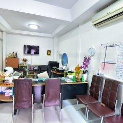 Отель Ck Residence Паттайя питание