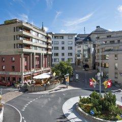 Отель Hauser Swiss Quality Hotel Швейцария, Санкт-Мориц - отзывы, цены и фото номеров - забронировать отель Hauser Swiss Quality Hotel онлайн фото 4