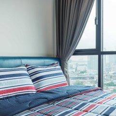Отель THE BASE Height by Favstay балкон