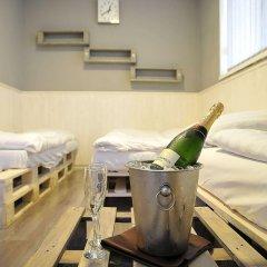 Отель Free Zone-Hostel Praha Чехия, Прага - отзывы, цены и фото номеров - забронировать отель Free Zone-Hostel Praha онлайн комната для гостей фото 3
