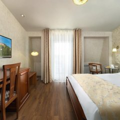 Бутик отель Рождественский Дворик Нижний Новгород комната для гостей фото 4