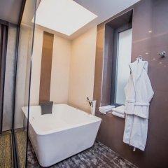 Отель Aghababyan's Hotel Армения, Ереван - отзывы, цены и фото номеров - забронировать отель Aghababyan's Hotel онлайн ванная