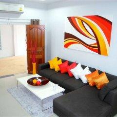 Отель Green Leaf 3 Nai Harn Villa Пхукет комната для гостей фото 5