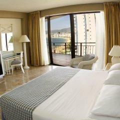 Grand Hotel Acapulco комната для гостей